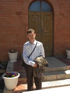Иоанн наш алтарник и фотограф